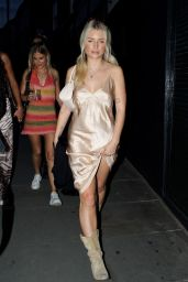 Lottie Moss Night Out Style - Notting Hill 08/14/2021