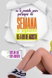 Luara Fonseca - Live Stream Video and Photos 08/07/2021