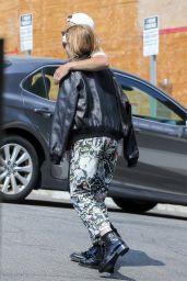 Lucy Boynton and Rami Malek - Shopping in West Hollywood 08/23/2021