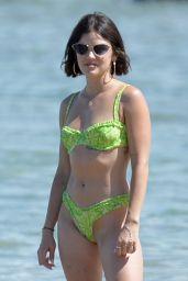 Lucy Hale in a Bikini - Beach in Hawaii 08/15/2021