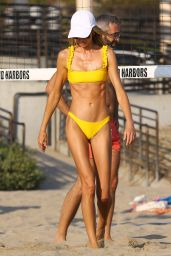 Ludi Delfino - Beach Volleyball in Malibu 08/21/2021
