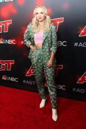 "Madilyn Bailey – ""America's Got Talent"" Season 16 Live Shows 08/10/2021"