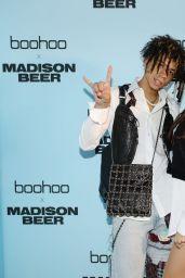 Madison Beer – boohoo x Madison Beer Launch Event in LA 08/02/2021