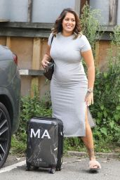 Malin Andersson - Out in East London 08/19/2021
