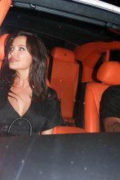 Mara Teigen With Her Boyfriend Evander Kane at Craig