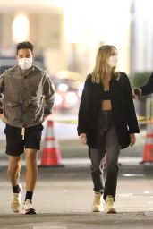 Margot Robbie and Rami Malek - Out in Beverly Hills 08/24/2021