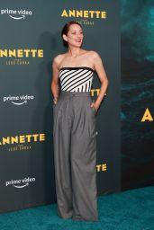 "Marion Cotillard - ""Annette"" Premiere in LA 08/18/2021"