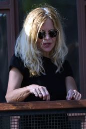 Meg Ryan - Out in West Hollywood 08/25/2021