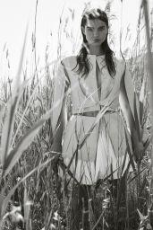 Meghan Roche - Vogue Greece July 2021
