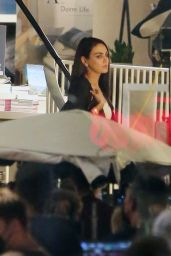 "Mila Kunis - ""Luckiest Girl Alive"" Set in Toronto 08/12/2021"