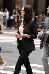 "Mila Kunis - ""The Luckiest Girl Alive"" Set in NY 08/28/2021"