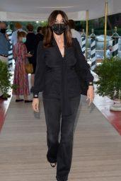 Monica Bellucci - Dolce & Gabbana Event in Venice 08/28/2021
