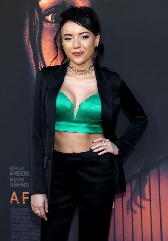 "Montse Hernandez – ""Aftermath"" Premiere in LA"