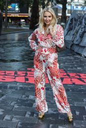 """Naomi Isted - """"The Suicide Squad"""" Premiere in London"""