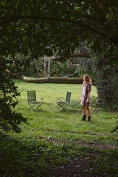 Natalia Vodianova - Harper's Bazaar UK September 2021
