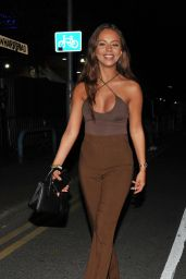 Natalia Zoppa - Night Out in Manchester 08/29/2021