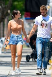 Natalie Joy and Nick Viall - Out in Studio City 08/25/2021