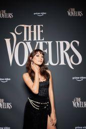 Natasha Liu Bordizzo - Vogue Photo Diary for The Voyeurs Premiere August 2021