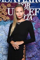 Natasha Poly – LuisaViaRoma for Unicef Event in Capri 07/31/2021