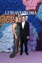 Nicky Hilton – LuisaViaRoma for Unicef Event in Capri 07/31/2021