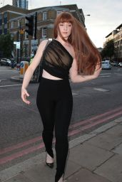 """Nicola Roberts – """"Van Gogh: The Immersive Experience"""" Private View in London"""