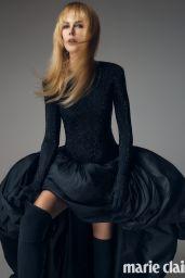Nicole Kidman - Marie Claire Australia August 2021