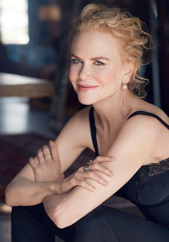 Nicole Kidman - You Magazine August 2021