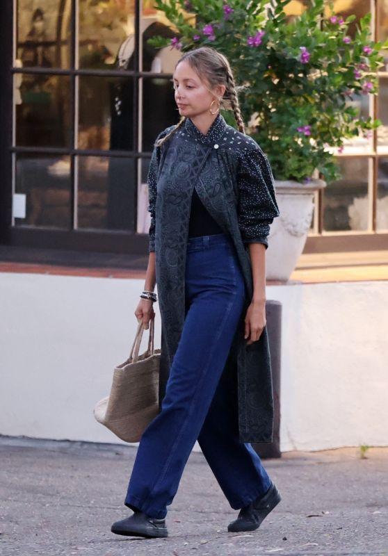 Nicole Richie - Out in Santa Barbara 08/05/2021