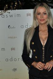 Olivia Attwood – Adora Swim Event in London 07/30/2021