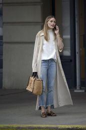 Olivia Palermo Street Style - New York 08/04/2021