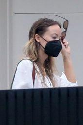Olivia Wilde - Los Angeles 08/21/2021
