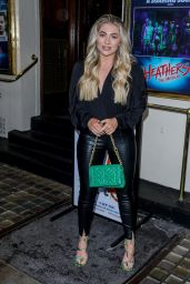 Paige Turley - Heathers the Musical in London 08/05/2021