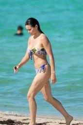Paris Berelc in a Bikini - Miami Beach 08/05/2021