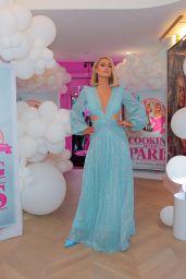 "Paris Hilton, Paula Abdul, Demi Lovato, Paris Jackson and Tana Mongeau - ""Cooking with Paris"" Special Screening in LA 08/05/2021"