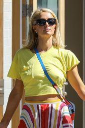 Paris Hilton Summer Street Style - Malibu 07/31/2021
