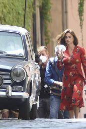 Penelope Cruz in a Red Dress - Emanuele Crialese
