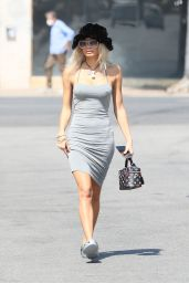 Pia Mia - Out in West Hollywood 08/09/2021