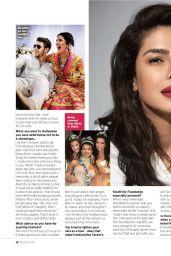 Priyanka Chopra - Notebook Magazine 07/11/2021 Issue