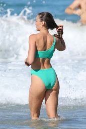 Rachael Finch in a Bikini - Beach in Sydney 08/08/2021