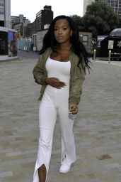 Rachel Finni - Out in Manchester 07/28/2021