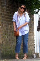 Rachel Stevens - Out in Primrose Hill 08/26/2021