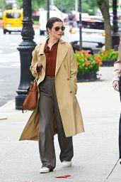 """Rachel Weisz - """"Dead Ringers"""" Set in New York City 08/10/2021"""