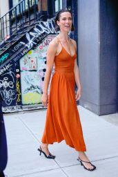 "Rebecca Hall - ""The Night House"" Screening in New York City"
