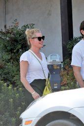 Rebecca Romijn - Running Errands in Los Angeles 08/12/2021