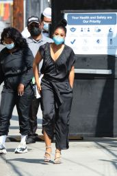 Regina Hall - Out in Los Angeles 08/12/2021