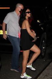 Rihanna Night Out Style - New York 08/05/2021