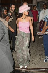 Rihanna - Out in New York 07/31/2021