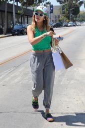 Rita Ora - House Hunting in Los Angeles 08/26/2021