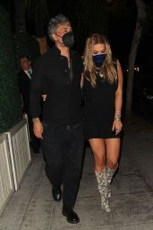 Rita Ora - Night Out in West Hollywood 08/20/2021