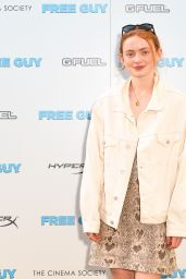 """Sadie Sink - """"Free Guy"""" screening in the Hamptons"""
